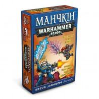 Настільна гра Манчкін Warhammer 40000 (укр.) (Warhammer 40К)