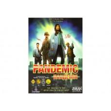 Настільна гра Пандемія (Pandemic) (укр.)