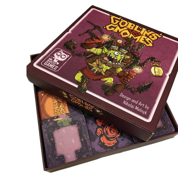 Настольная игра Гоблины против гномов (Goblins vs Gnomes)