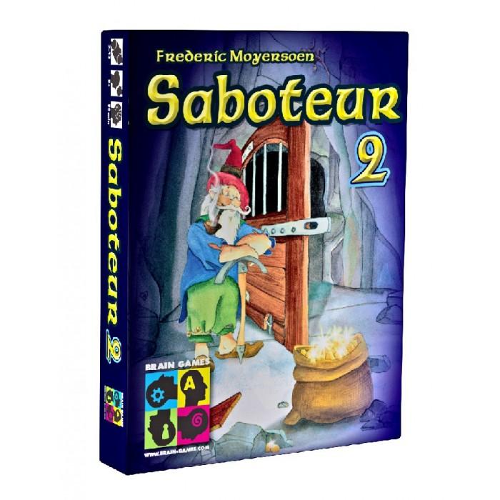 Настольная игра Саботёр 2