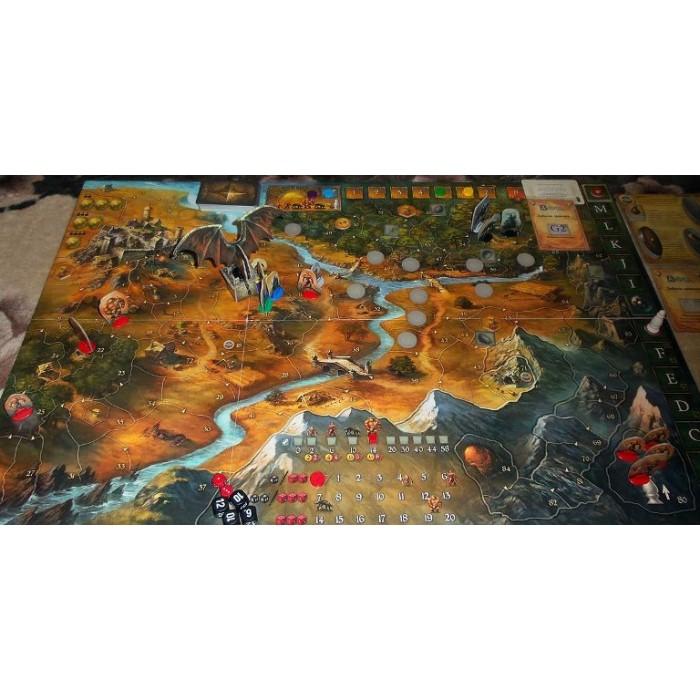 Настільна гра Андор (Legends of Andor)