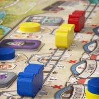 Настольная игра Великий западный путь (Great Western Trail)