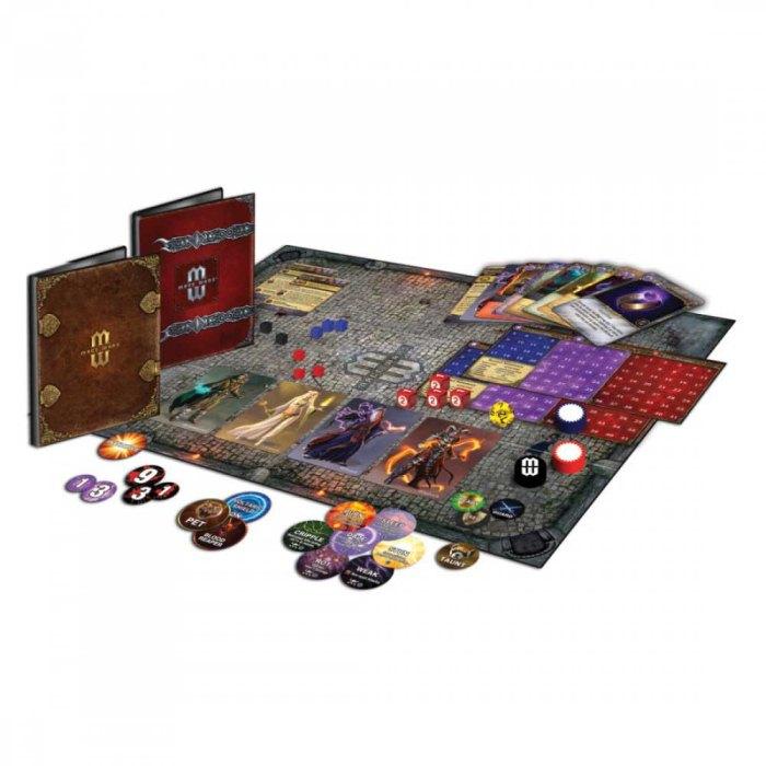 Настольная игра Войны магов (Mage Wars)