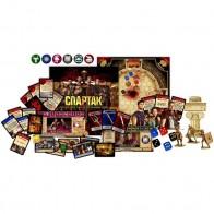 Настольная игра Спартак (Spartacus: A Game of Blood & Treachery)