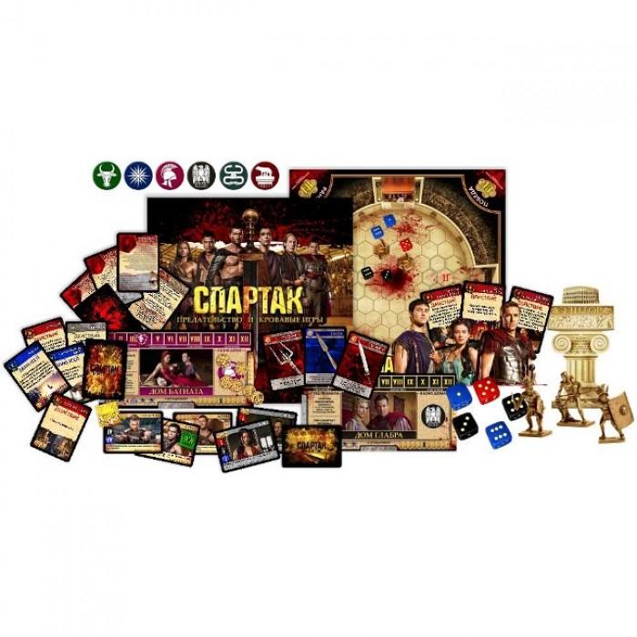 Настільна гра Спартак (Spartacus: A Game of Blood & Treachery)