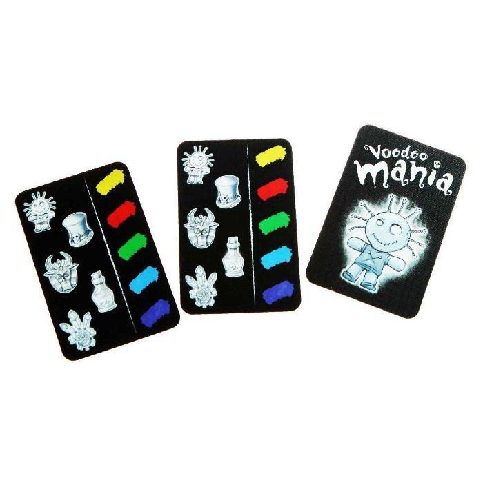 Настільна гра Вуду Манія (Voodoo Mania)