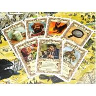 Настільна гра Плоский світ. Відьми (The Witches: A Discworld Game)