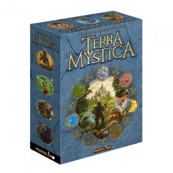 Настільна гра Терра містика (Terra Mystica) (рос. правила)