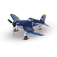 Сборная модель из мультфильма Самолеты - Шкипер Райли