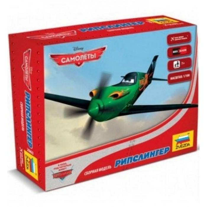 Сборная модель из мультфильма Самолеты - Рипслингер