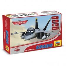 Збірна модель з мультфільму Літаки - Браво