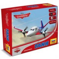 Збірна модель з мультфільму Літаки - Таня