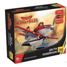 Збірна модель з мультфільму Літаки: Вогонь і вода - Дасті полийполе