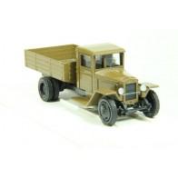Збірна модель для склеювання вантажівка ЗІС-5