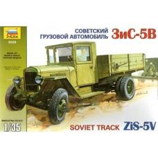 Сборная модель для склеивания грузовик ЗиС-5
