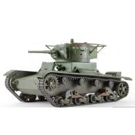 Сборная модель для склеивания советский танк Т-26