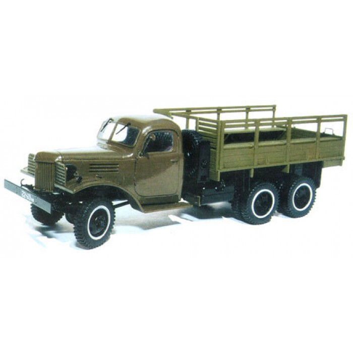 Збірна модель для склеювання вантажівка ЗІС-151