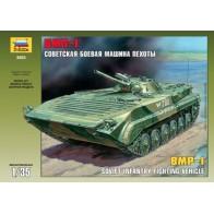 Сборная модель для склеивания советская БМП-1