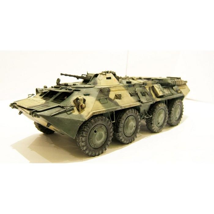 Збірна модель для склеювання радянський БТР-80