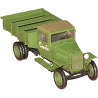 Збірна модель для склеювання вантажівка ГАЗ-ММ
