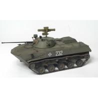 Збірна модель для склеювання БМД-2