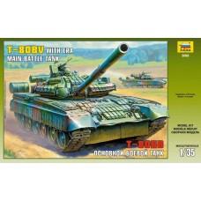 Збірна модель для склеювання Танк Т-80БВ