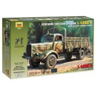 Збірна модель для склеювання вантажівка Мерседес Бенц 4500