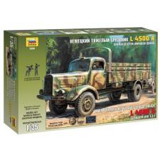 Сборная модель для склеивания грузовик Мерседес Бенц 4500