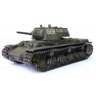 Сборная модель для склеивания советский танк КВ-1 модель 1940 г.