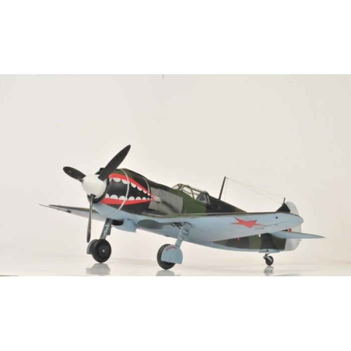 """Сборная модель для склеивания самолет """"Ла-5"""""""