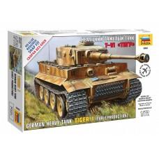 Збірна модель німецький танк Т-VI Тигр