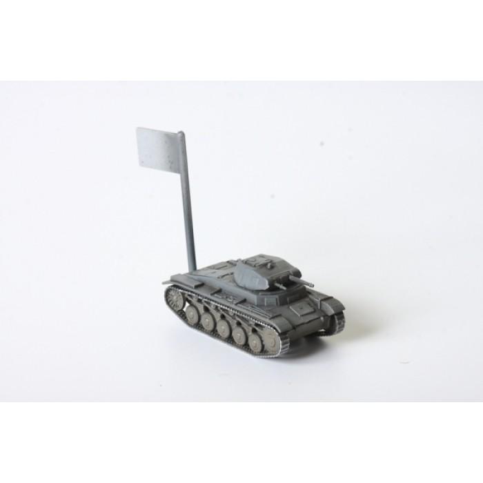 Сборная модель немецкий танк Т-II