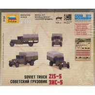 Сборная модель советский грузовик ЗиС-5