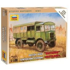 Сборная модель британский грузовик Матадор