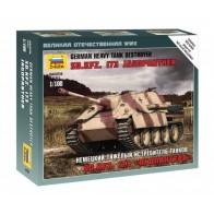 Збірна модель німецький важкий винищувач танків Ягдпантера