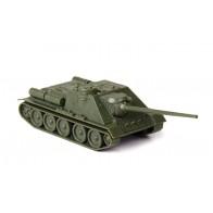 Збірна модель радянський винищувач танків СУ-100