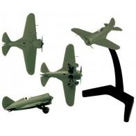 Сборная модель cоветский истребитель И-16