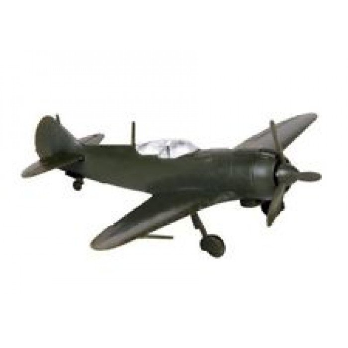 Сборная модель cоветский истребитель Ла-5 ФН