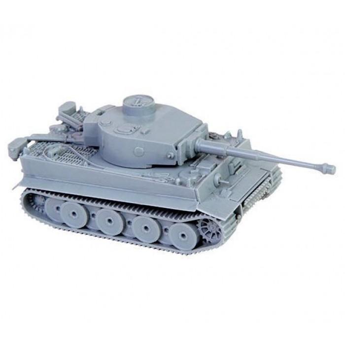 Збірна модель німецький танк Тигр
