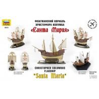 Збірна модель флагманський корабель Христофора Колумба Санта-Марія
