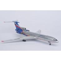 """Сборная модель для склеивания пассажирский авиалайнер """"Ту-154"""""""