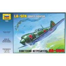 """Сборная модель для склеивания самолет """"Ла-5ФН"""""""