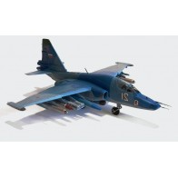 """Збірна модель для склеювання літак """"Су-39"""""""