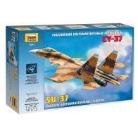 """Збірна модель для склеювання літак """"Су-37"""""""
