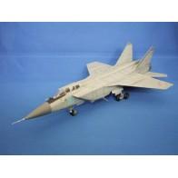 """Сборная модель для склеивания самолет """"МиГ-31Б"""""""