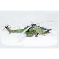 Сборная модель для склеивания вертолет Ми-28