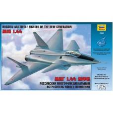 """Збірна модель для склеювання літак """"МіГ 1.44"""""""
