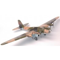 """Сборная модель для склеивания самолет """"Пе-8"""""""