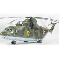 Сборная модель для склеивания вертолет Ми-26