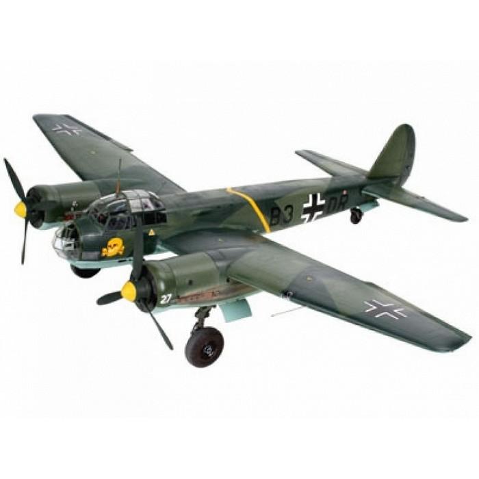 """Сборная модель для склеивания бомбардировщик """"Ju-88А4"""""""